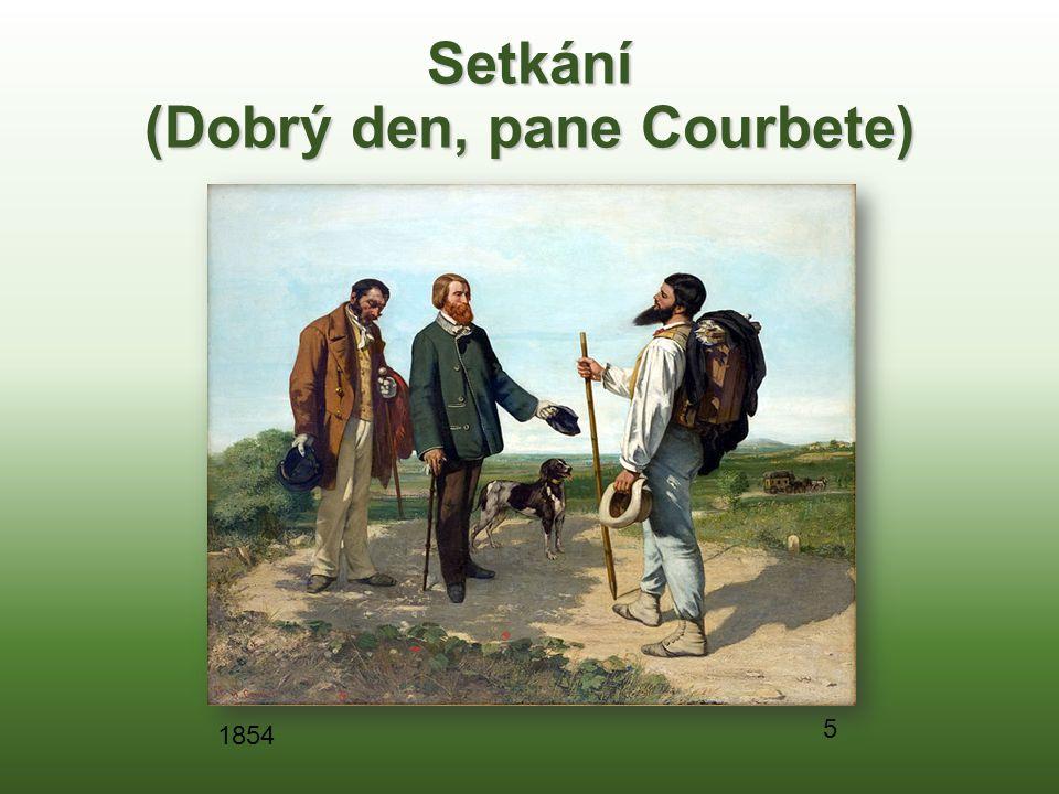 Setkání (Dobrý den, pane Courbete)