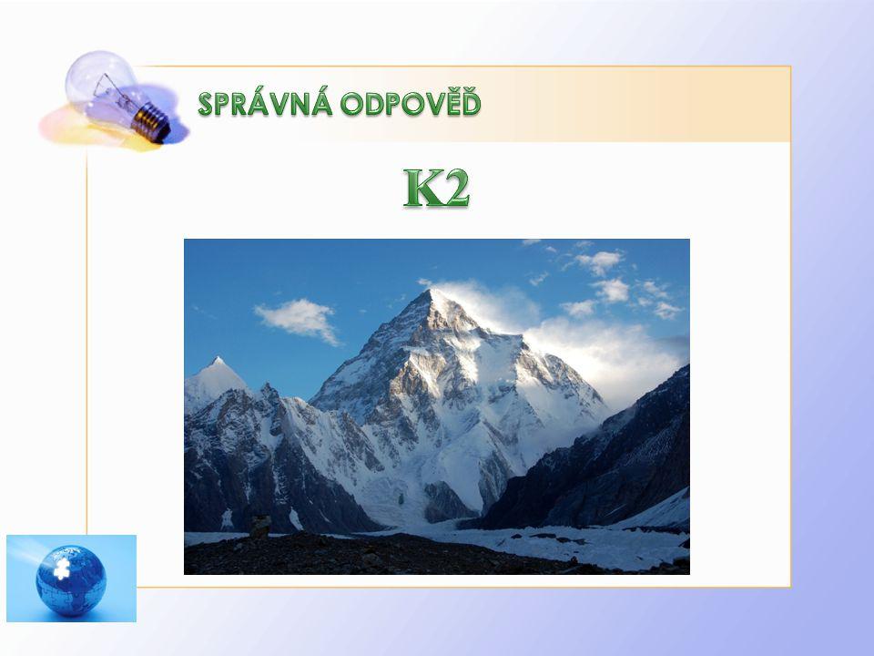 SPRÁVNÁ ODPOVĚĎ K2.