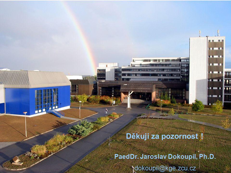 PaedDr. Jaroslav Dokoupil, Ph.D.