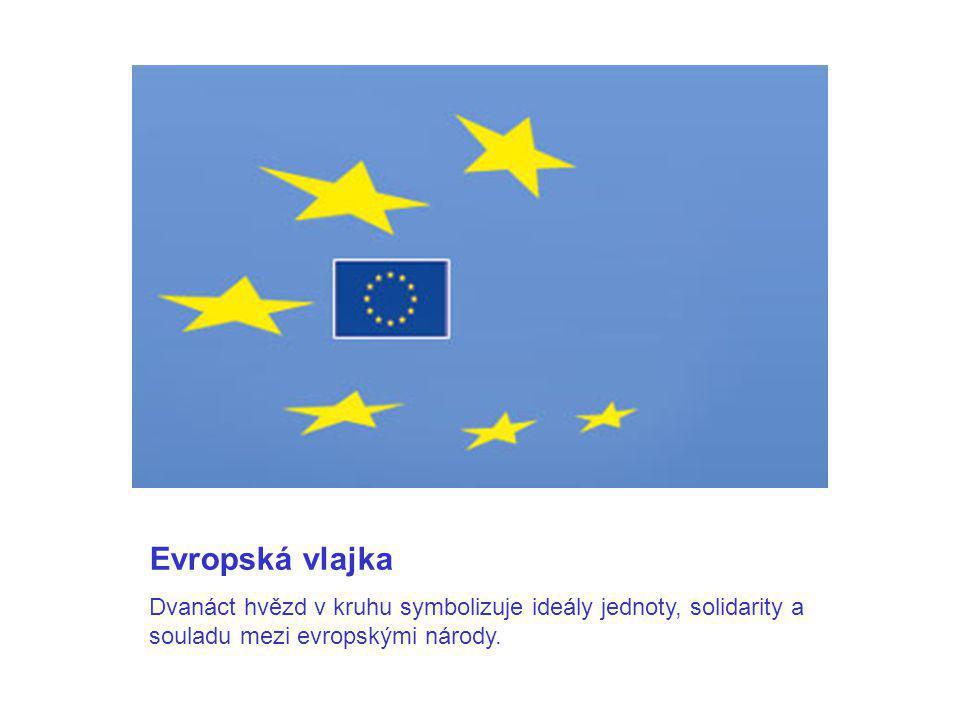 Evropská vlajka Evropská vlajka