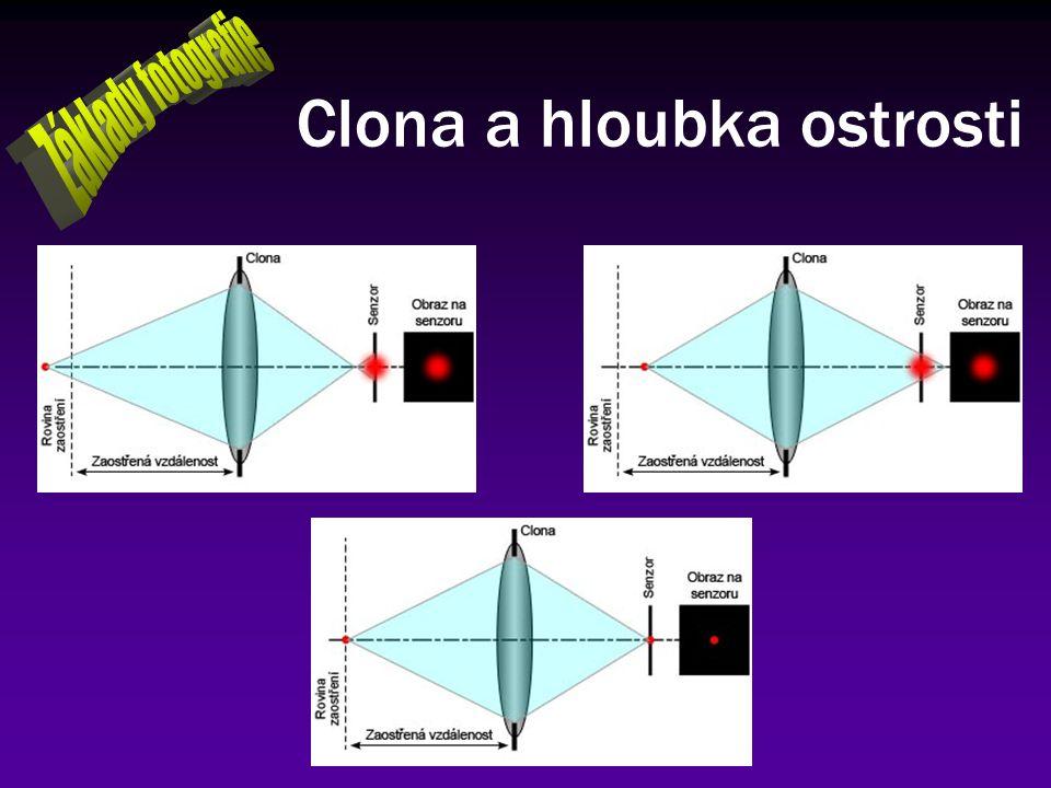 Clona a hloubka ostrosti