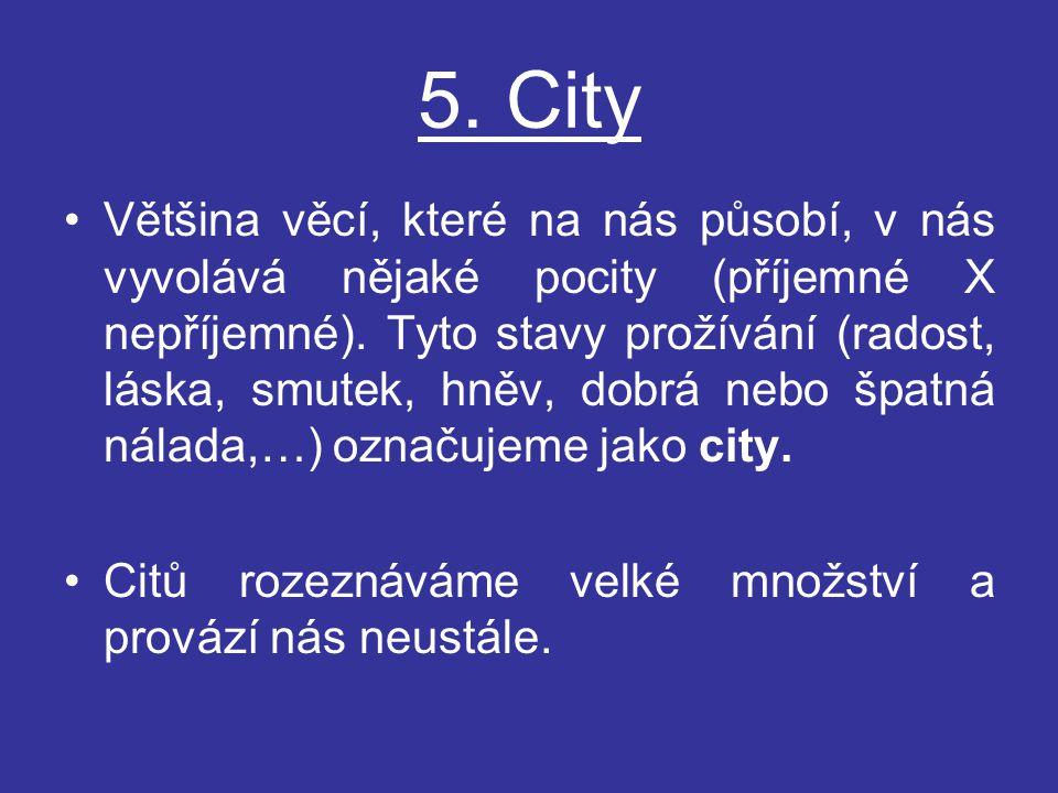 5. City