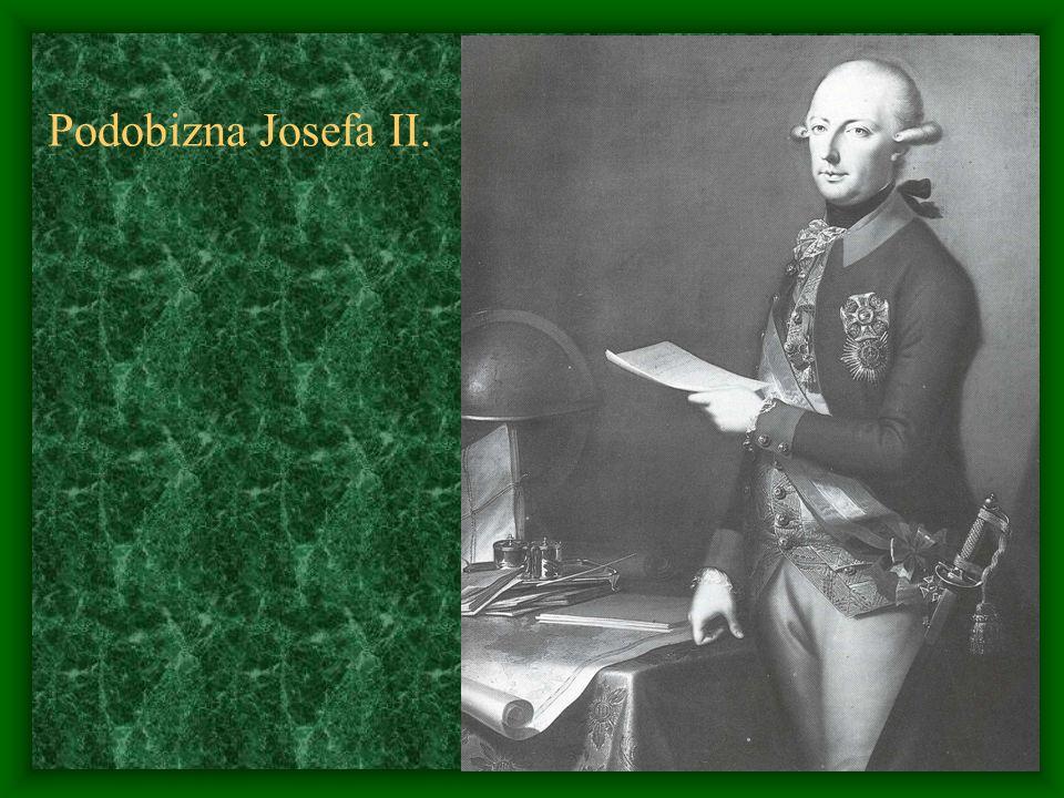 Podobizna Josefa II.