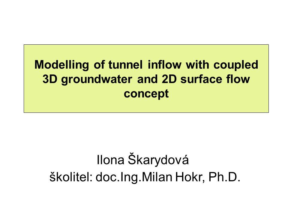 školitel: doc.Ing.Milan Hokr, Ph.D.