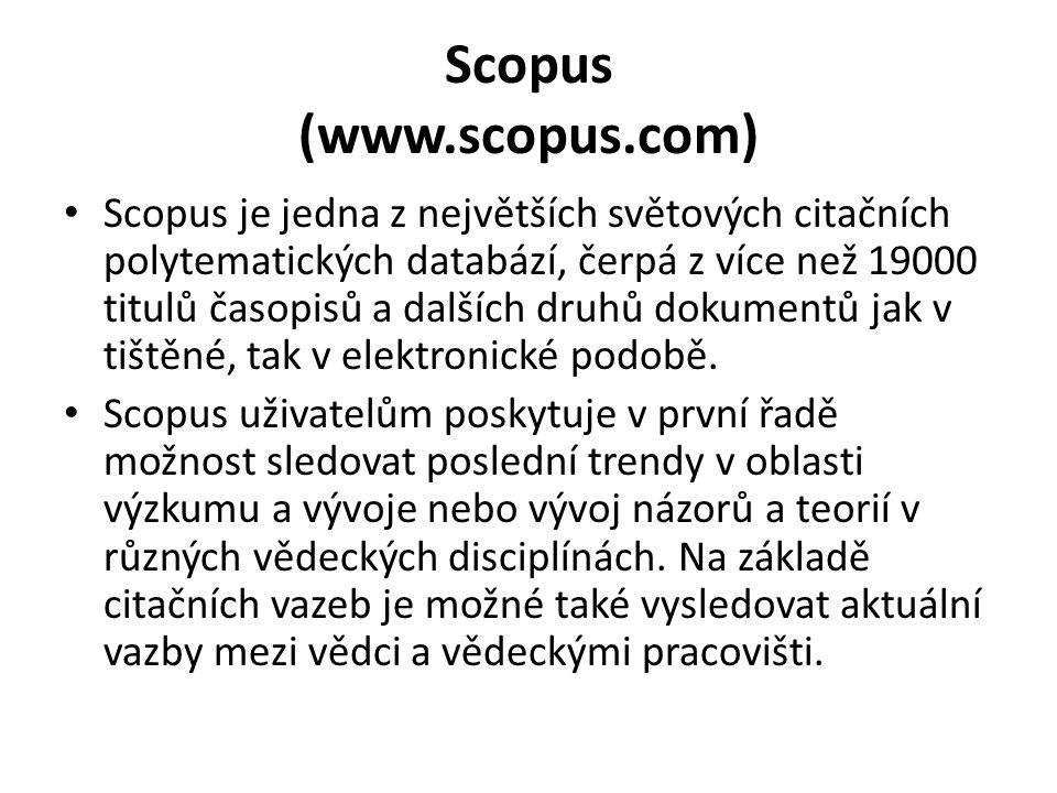 Scopus (www.scopus.com)
