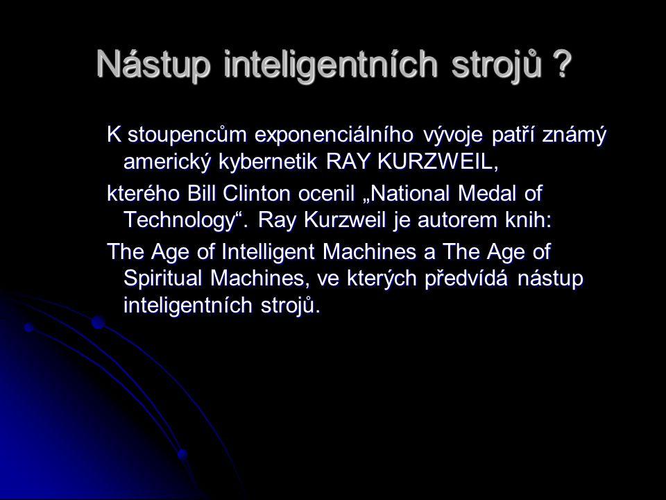 Nástup inteligentních strojů