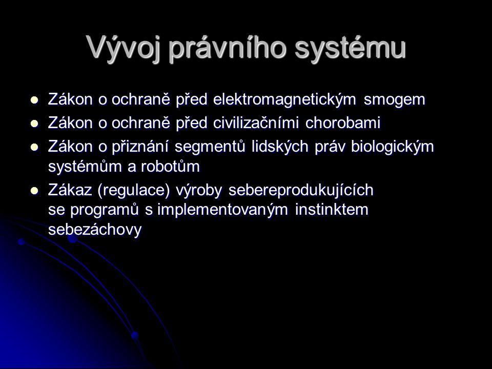 Vývoj právního systému