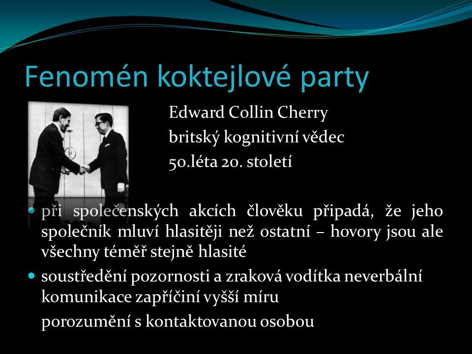 Fenomén koktejlové party