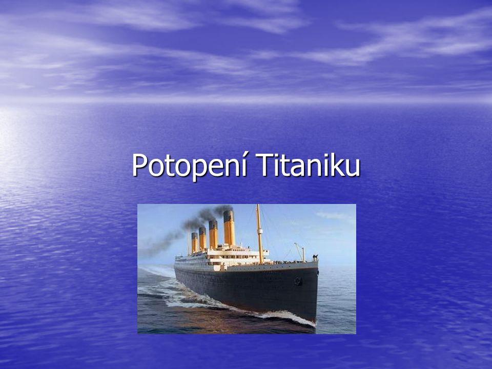 Potopení Titaniku