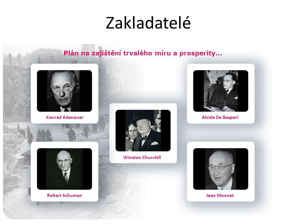 Zakladatelé Plán na zajištění trvalého míru a prosperity…