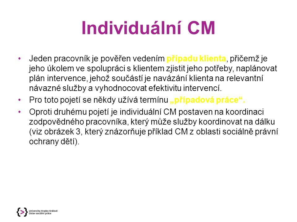 Individuální CM