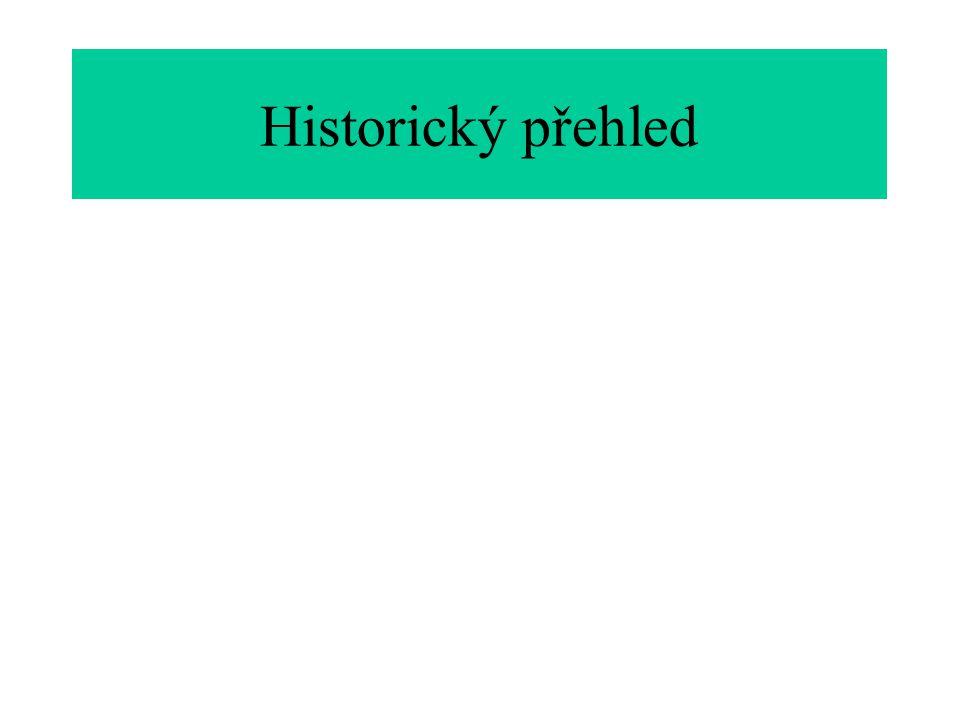 Historický přehled