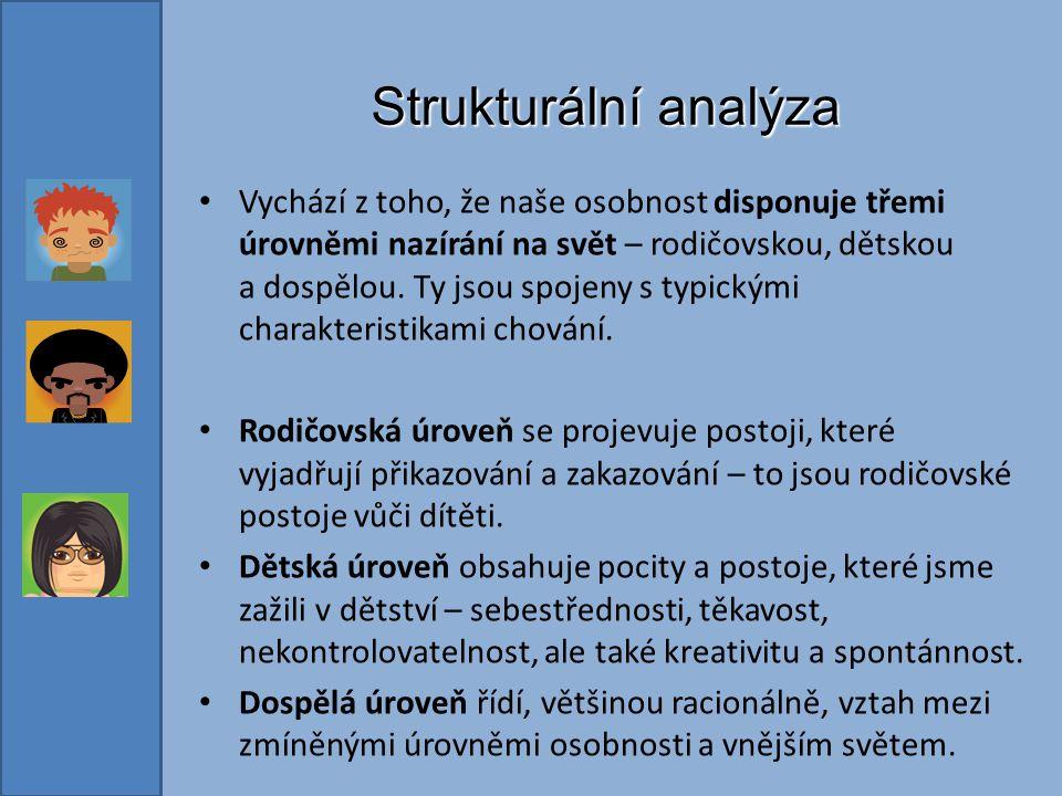 Strukturální analýza
