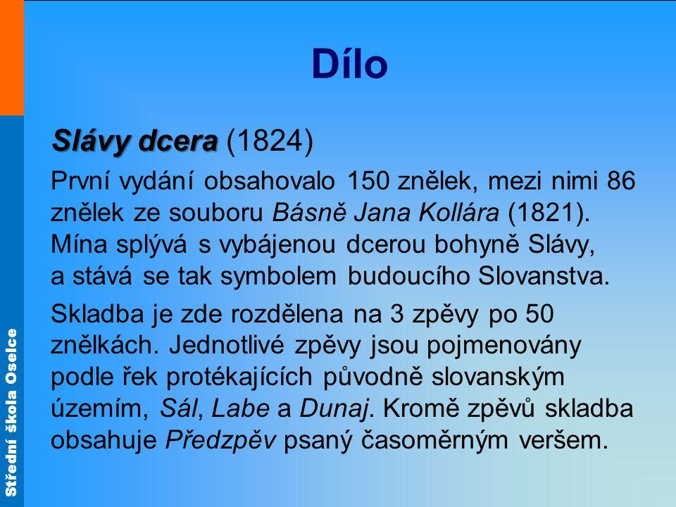 Dílo Slávy dcera (1824)