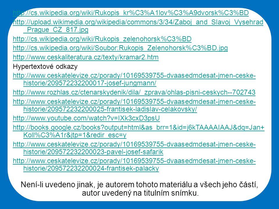 http://cs.wikipedia.org/wiki/Rukopis_kr%C3%A1lov%C3%A9dvorsk%C3%BD