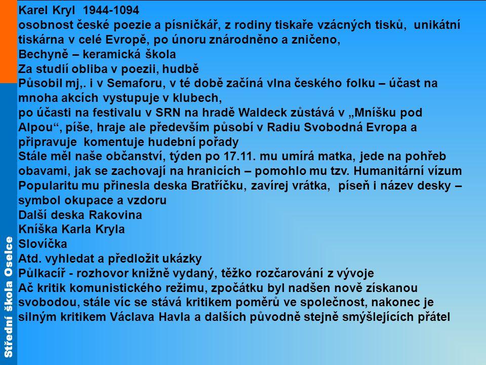 Karel Kryl 1944-1094