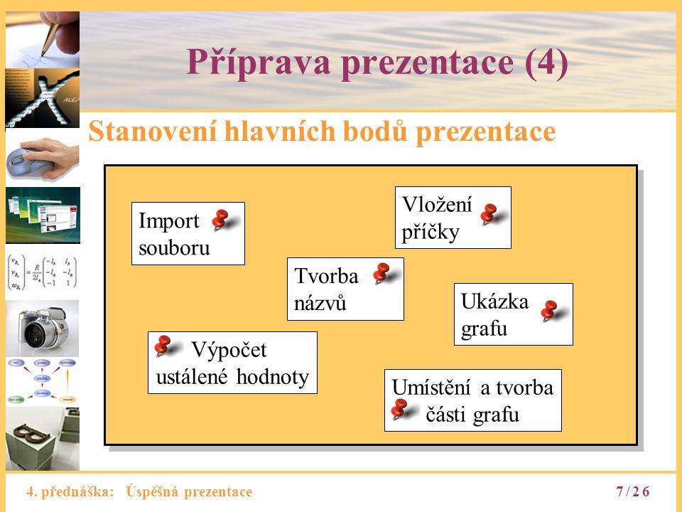 Příprava prezentace (4)