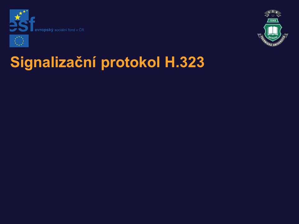 Signalizační protokol H.323