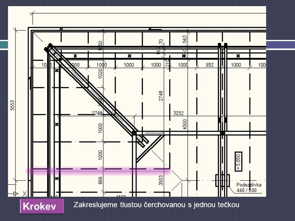 Krovy – konstrukční prvky krovu: