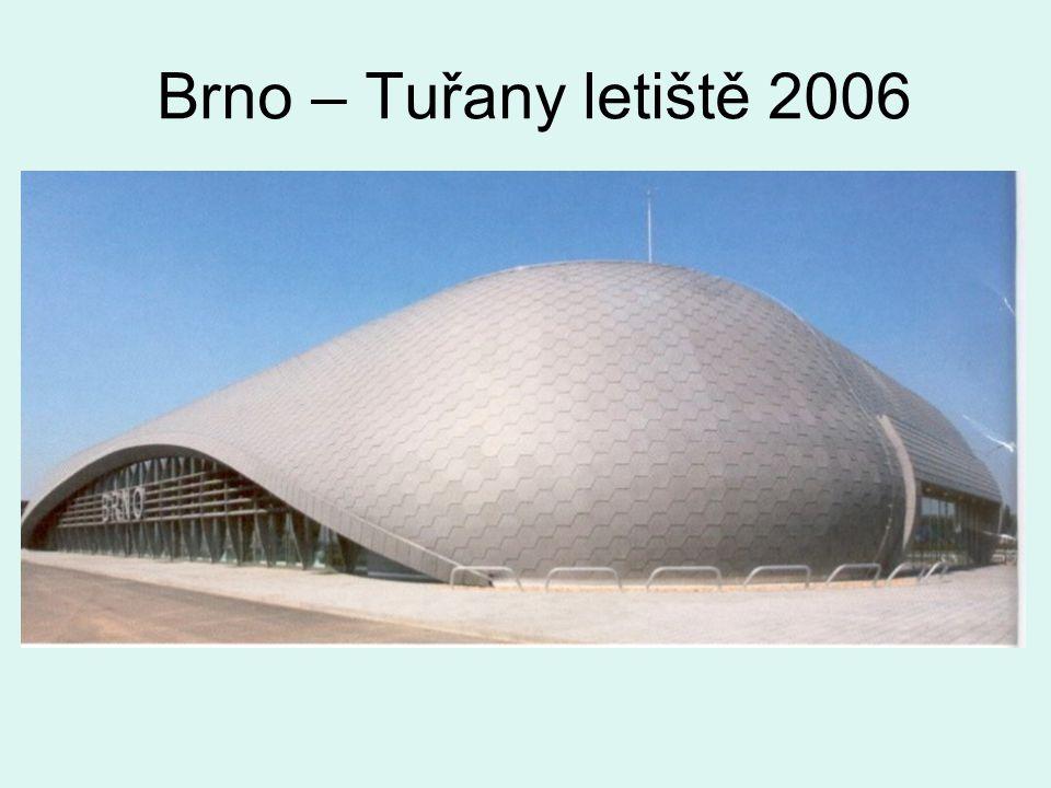 Brno – Tuřany letiště 2006
