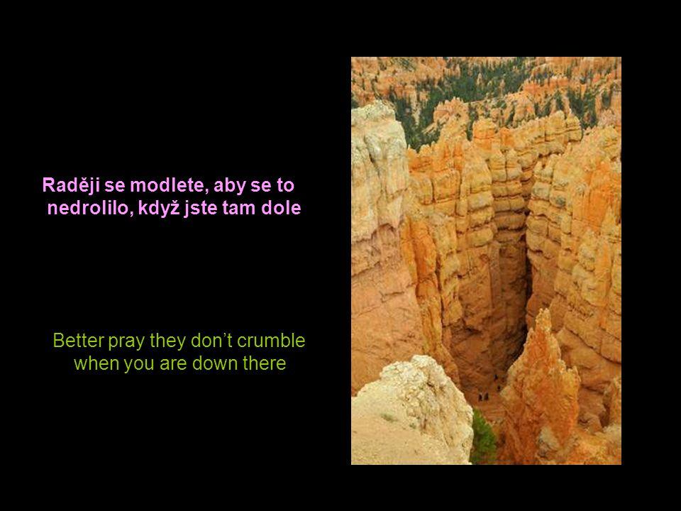 Raději se modlete, aby se to