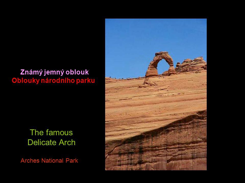 Oblouky národního parku
