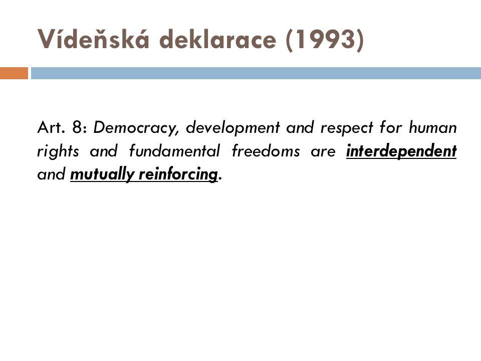 Vídeňská deklarace (1993)