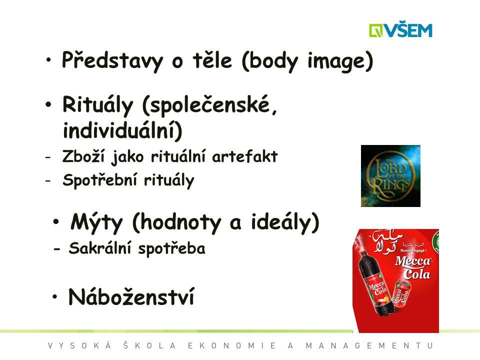 Představy o těle (body image)