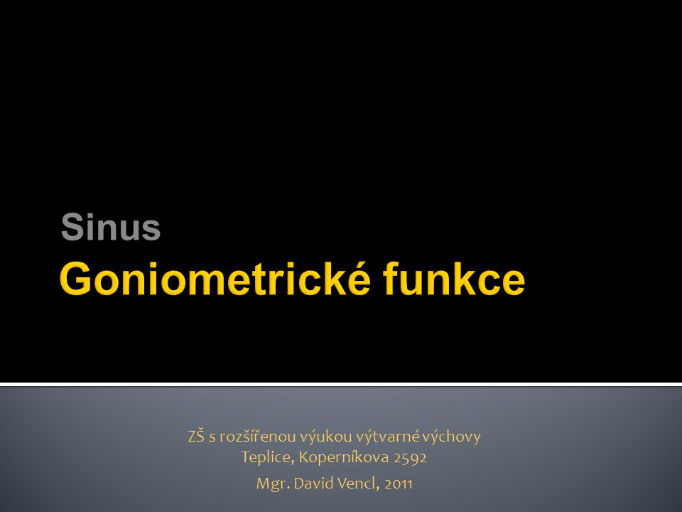ZŠ s rozšířenou výukou výtvarné výchovy Teplice, Koperníkova 2592