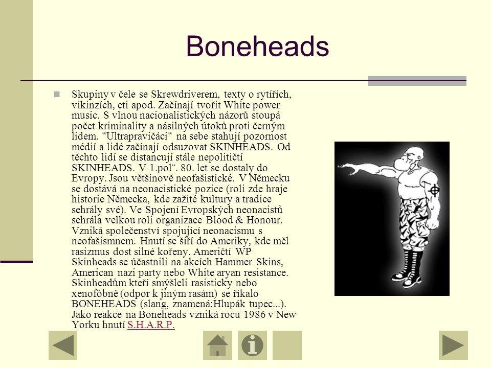 Boneheads