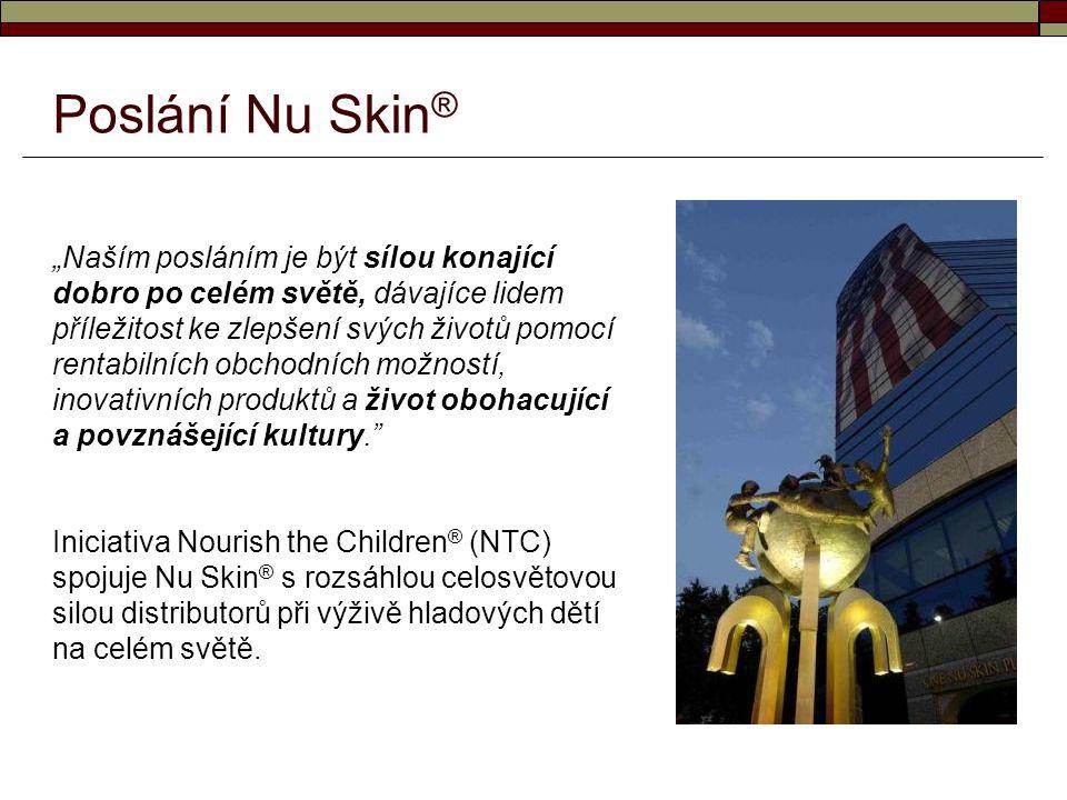 Poslání Nu Skin®