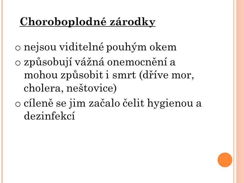 Choroboplodné zárodky