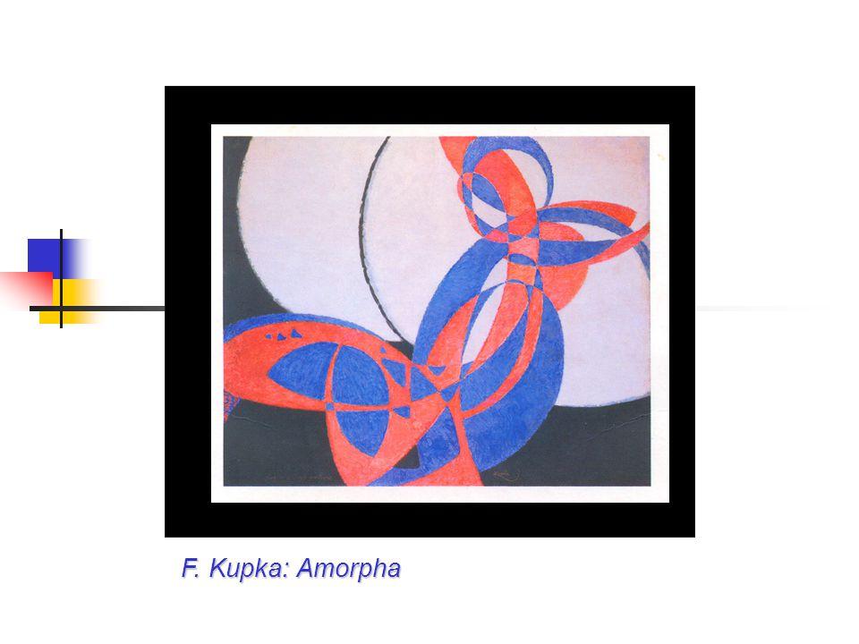 F. Kupka: Amorpha