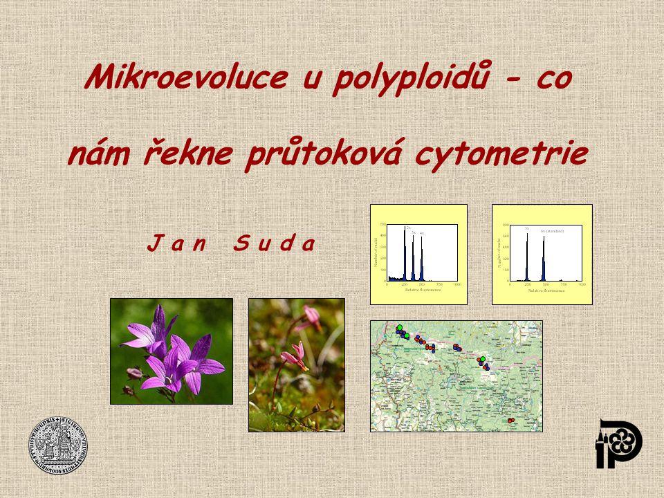 P o l y p l o i d i e Polyploidie  zmnožení chromozómových sad