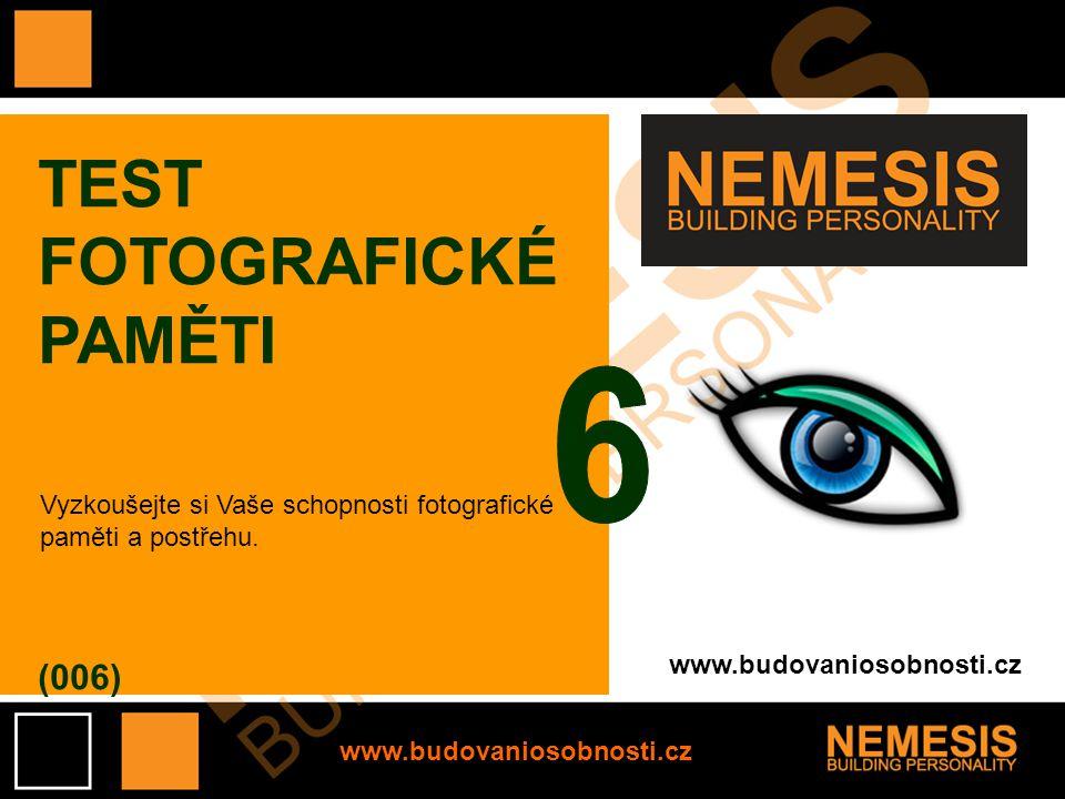 TEST FOTOGRAFICKÉ PAMĚTI 6 (006)