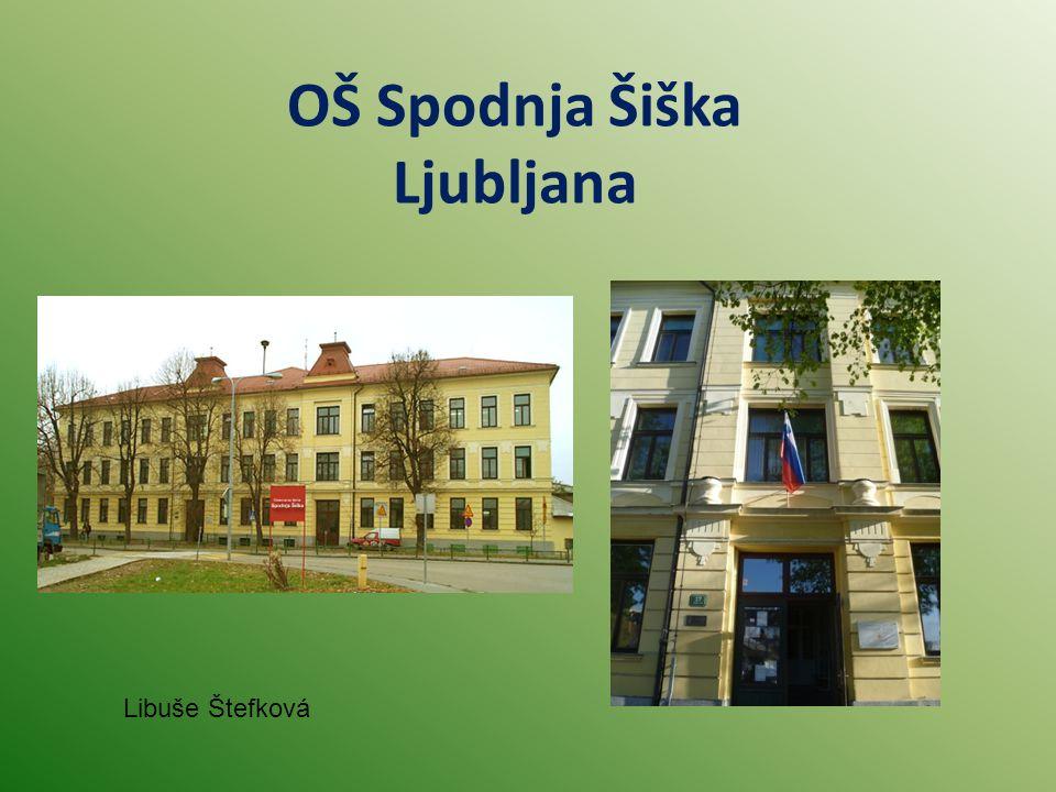 OŠ Spodnja Šiška Ljubljana