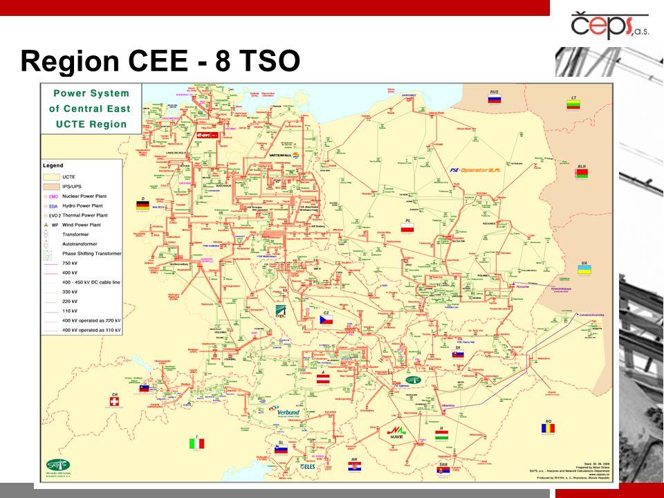 Region CEE - 8 TSO
