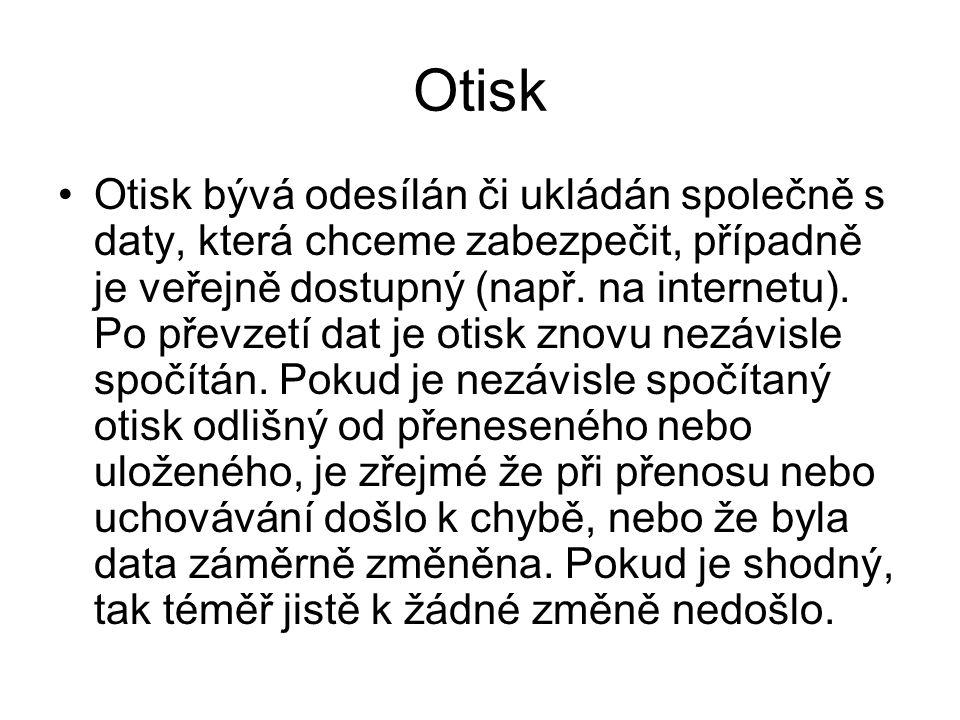 Otisk