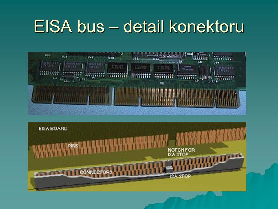 EISA bus – detail konektoru