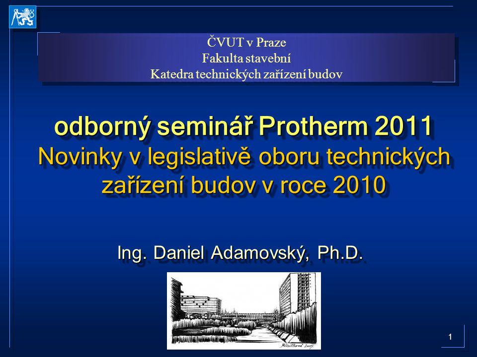 Ing. Daniel Adamovský, Ph.D.