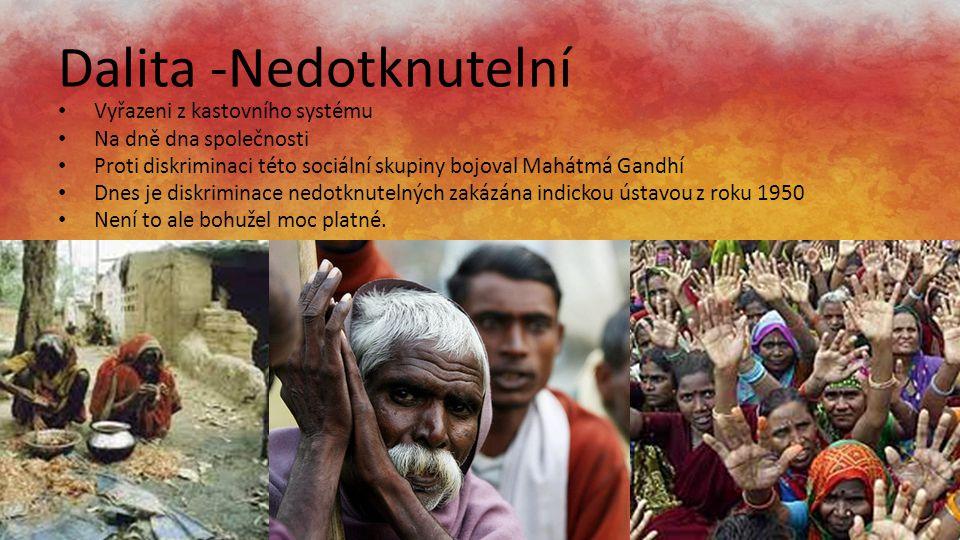 Dalita -Nedotknutelní