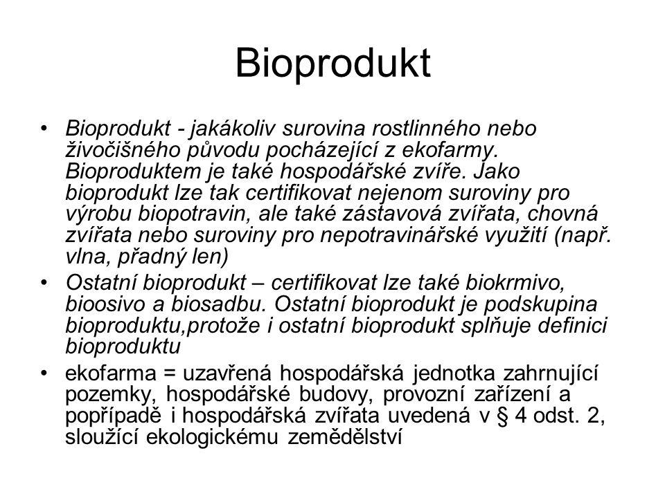 Bioprodukt