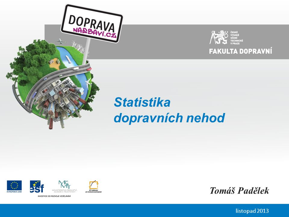 Statistika dopravních nehod