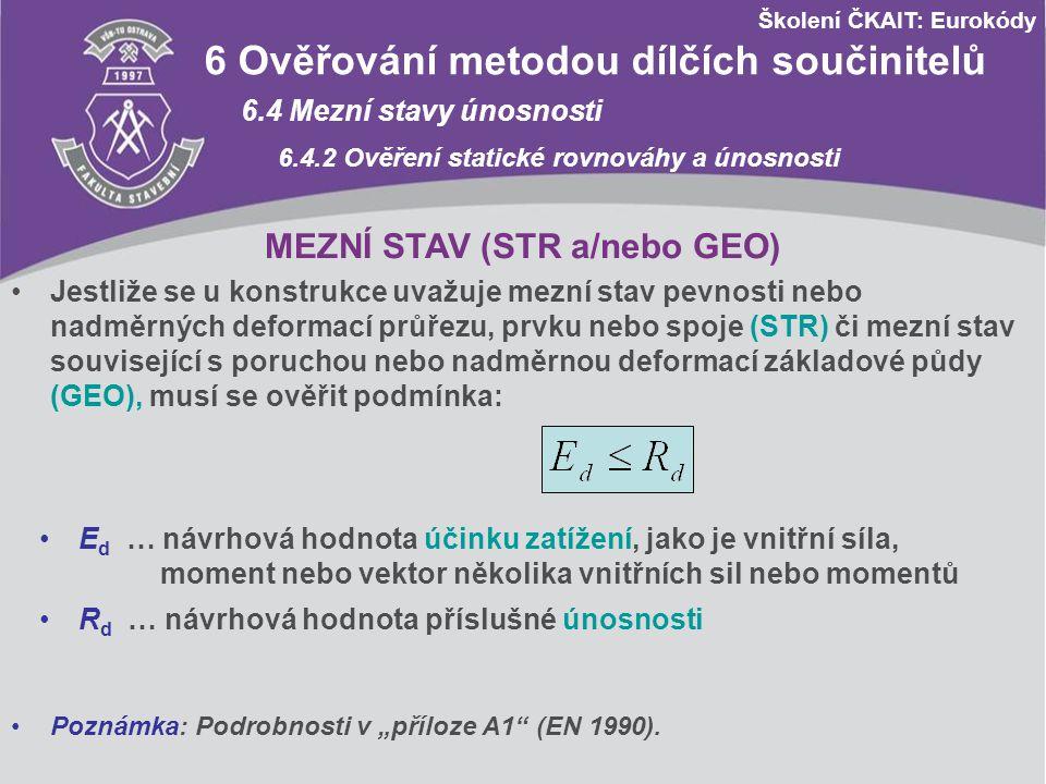 MEZNÍ STAV (STR a/nebo GEO)
