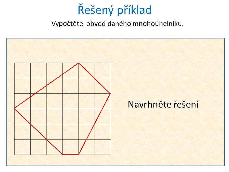 Řešený příklad b c Navrhněte řešení a d e