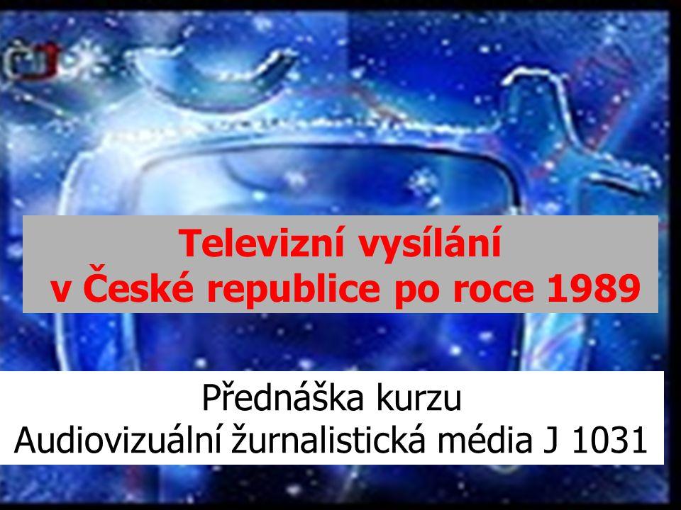 v České republice po roce 1989