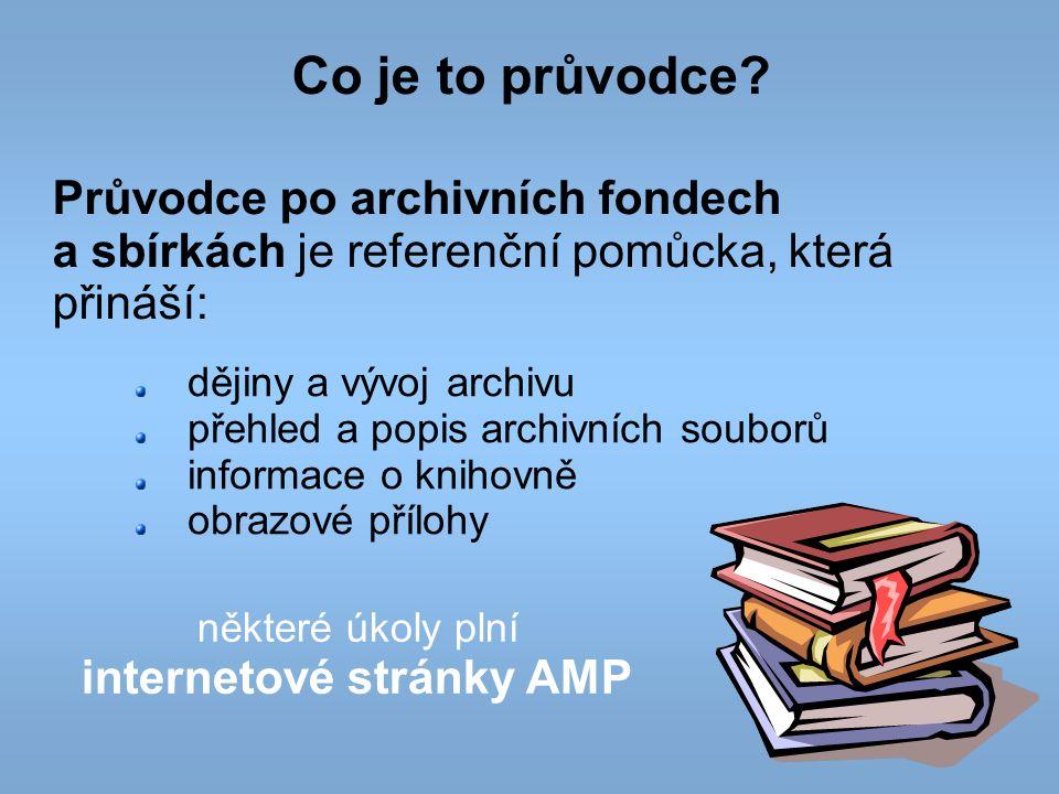 internetové stránky AMP