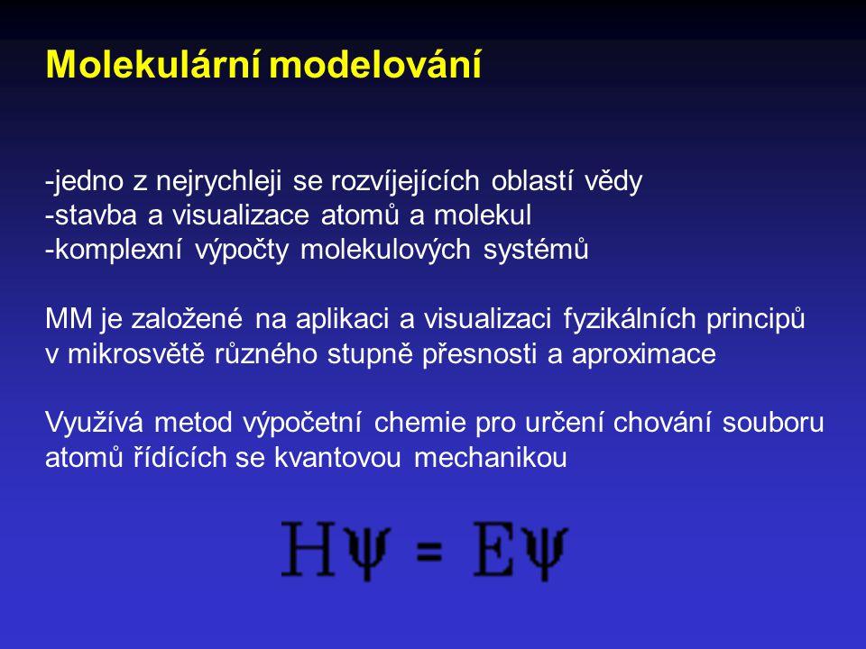 Molekulární modelování