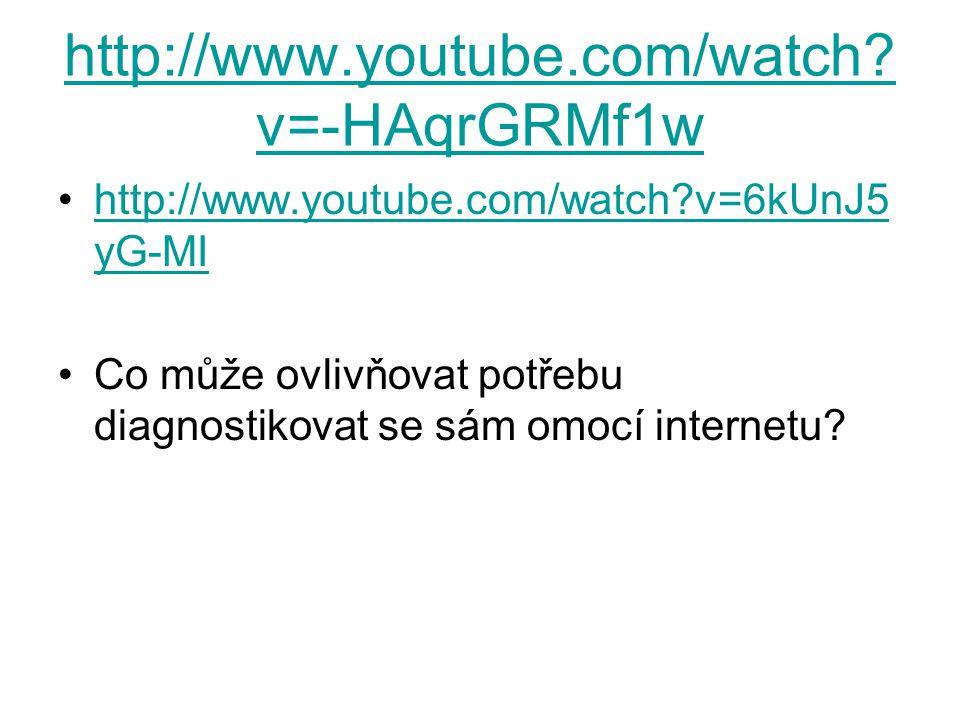 http://www.youtube.com/watch v=-HAqrGRMf1w http://www.youtube.com/watch v=6kUnJ5yG-MI.