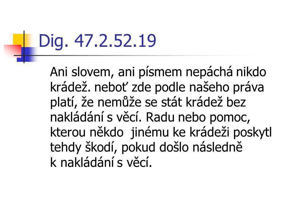 Dig. 47.2.52.19
